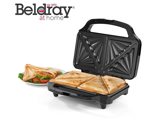 Win a Beldray Deep Fill Sandwich Toaster  sweepstakes