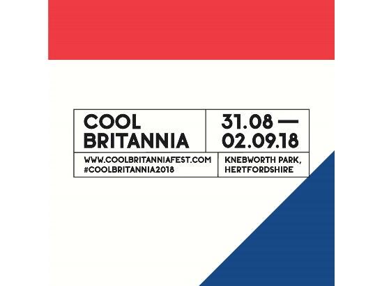 COOL BRITANNIA FESTIVAL  sweepstakes