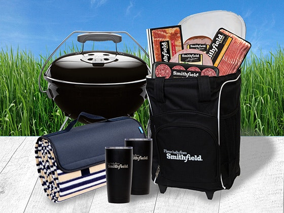 Smithfield Summer Prize Package sweepstakes