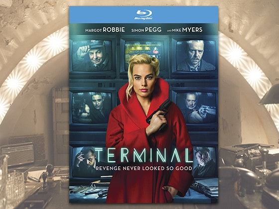 """TERMINAL"" on Blu-ray + a Signed Poster sweepstakes"