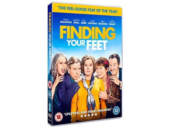 Finding your feet  sweepstakes