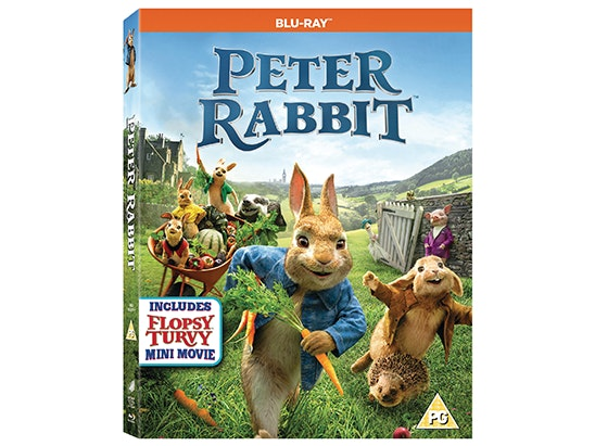 PETER RABBIT  sweepstakes