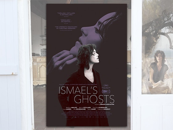 """""""ISMAEL'S GHOSTS"""" on DVD sweepstakes"""
