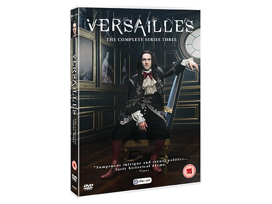 VERSAILLES on DVD sweepstakes
