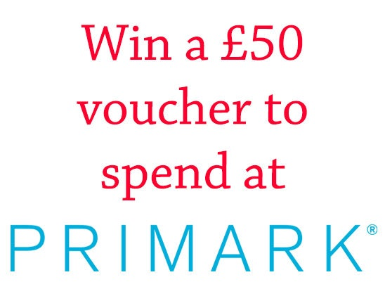 primark voucher sweepstakes