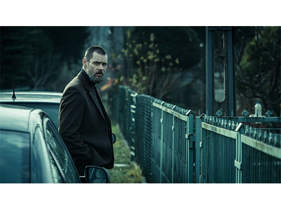 dark crimes  sweepstakes