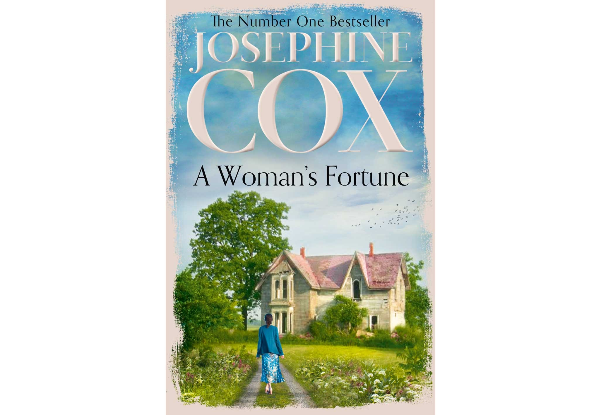 A copy of A Woman's Fortune by Josephine Cox sweepstakes