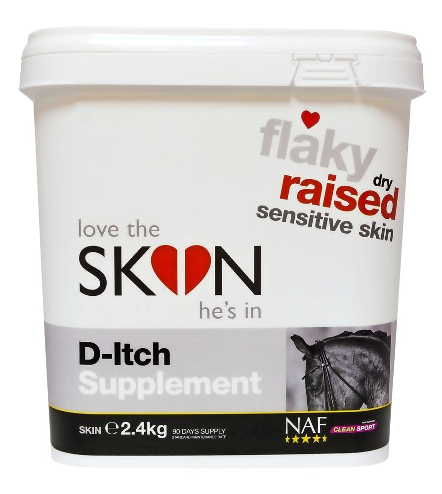 NAF D-itch Supplement sweepstakes