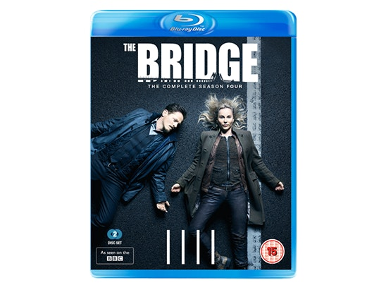 The Bridge, on Blu-Ray. sweepstakes