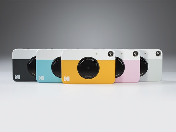 KODAK Printomatic Instant Print Digital Camera and Photo Paper sweepstakes