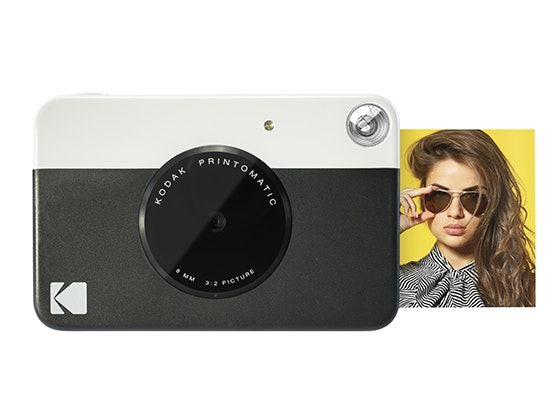 KODAK Printomatic Instant Print Digital Camera and Photo Paper sweepstakes