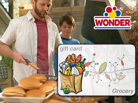 Wonder bread giveaway 1