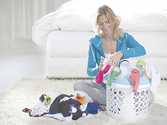 SockSync Sock Sorter and Laundry Organizer sweepstakes
