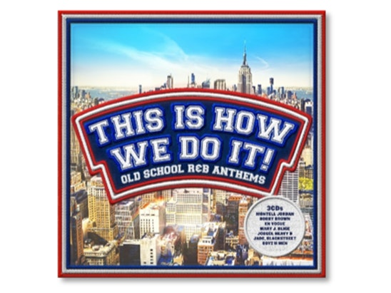 iPOD TOUCH AND  'THIS IS HOW WE DO IT' CD sweepstakes