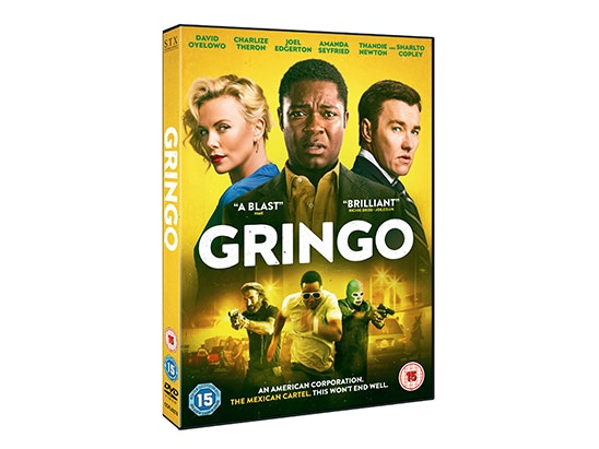 GRINGO ON DVD sweepstakes