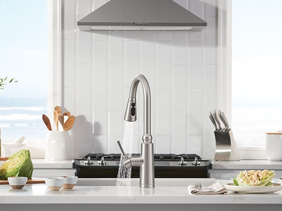 Moen Coretta Pull-Down Kitchen Faucet sweepstakes
