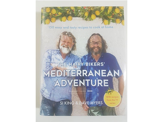 The hairy Bikers' Mediterranean Adventure sweepstakes