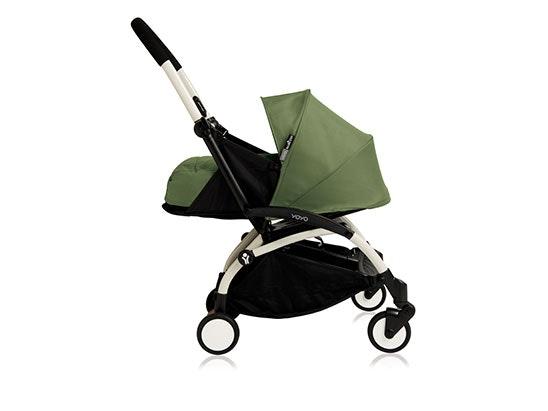 WIN A BABYZEN YOYO+ BUNDLE IN PEPPERMINT  sweepstakes
