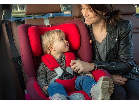 WIN AN APRAMO ALL-STAGE CAR SEAT  sweepstakes