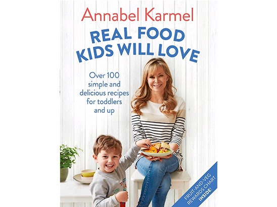 Win a copy of Real Food Kids Will Love sweepstakes