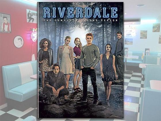 """""""Riverdale: Season 2"""" J-14 sweepstakes"""
