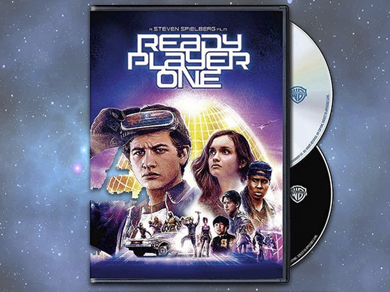 """""""Ready Player One"""" J14 sweepstakes"""
