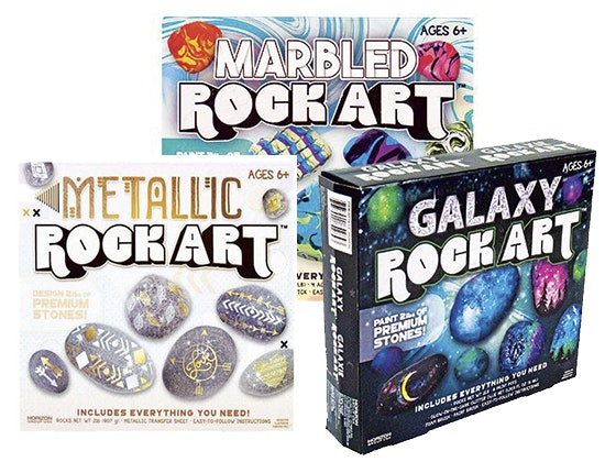 Rock art from horizon group giveaway