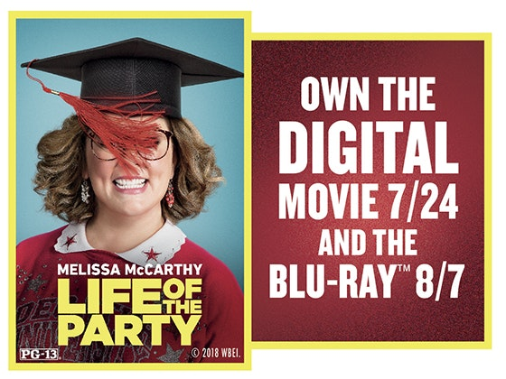 """Life of the Party"" on Digital sweepstakes"