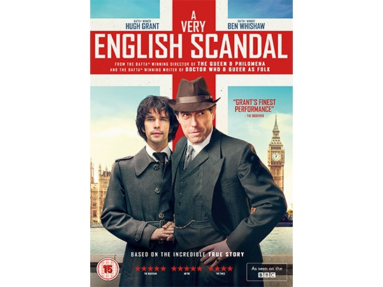 A VERY ENGLISH SCANDAL sweepstakes