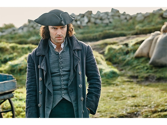 Poldark Series 1-4 on DVD sweepstakes