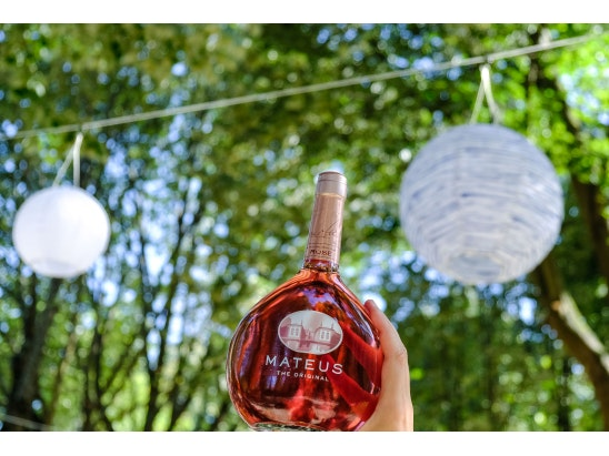 magnums of Mateus Rose sweepstakes