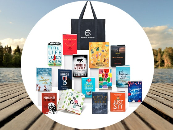 Bedside Reading in the Hamptons Gift Bag July - August sweepstakes
