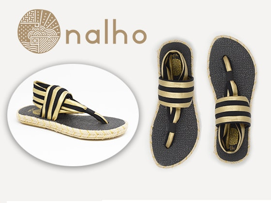 $100 Gift Card for Nalho Sandals sweepstakes
