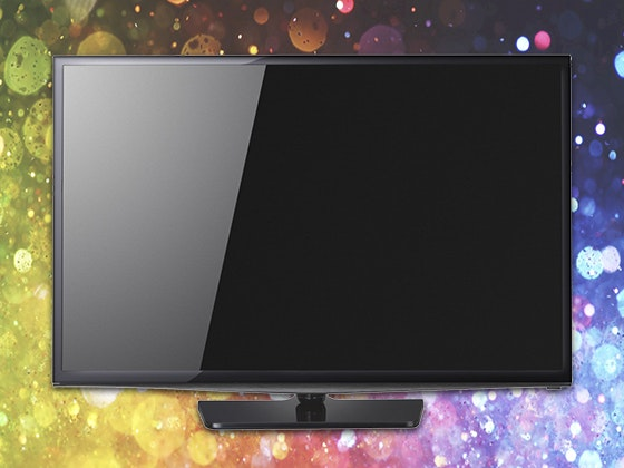 Girls Night Entertainment Prize Package: Flatscreen TV & Blu-ray Player sweepstakes