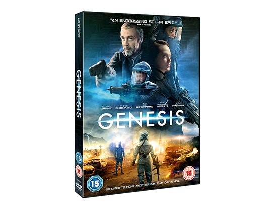 SCI-FI ADVENTURE GENESIS  sweepstakes