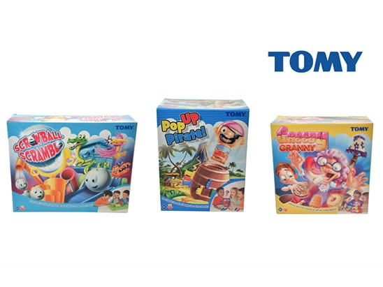 tomy bundle sweepstakes
