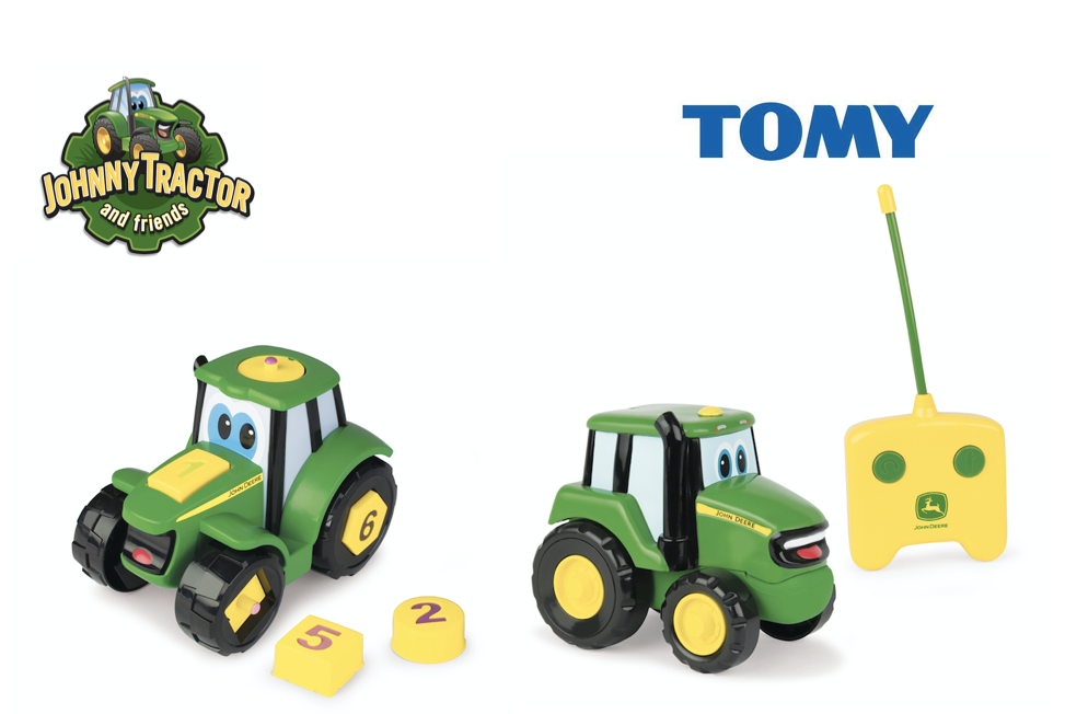 Johnny tractor