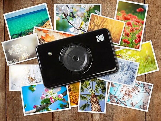 KODAK Digital Camera & Wireless Instant Photo Printer sweepstakes