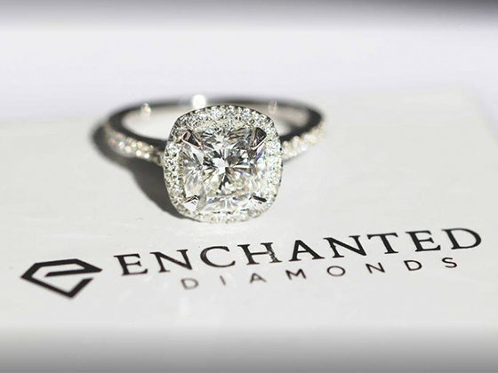 $300 Enchanted Diamonds Gift Card sweepstakes