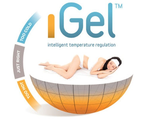 Win an iGel™ Mattress Protector and two iGel™ Pillows sweepstakes