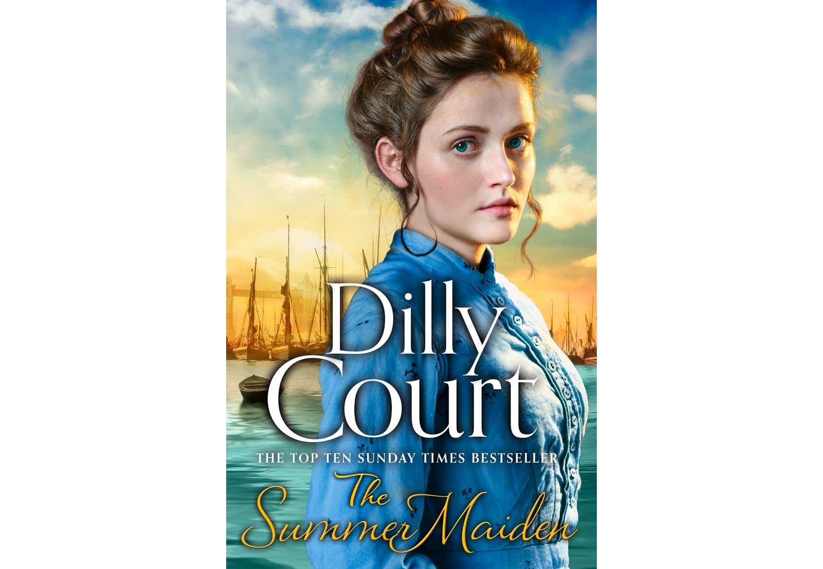 THE SUMMER MAIDEN BY DILLY COURT sweepstakes