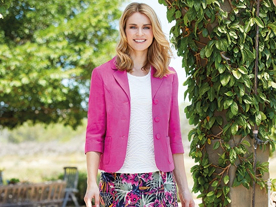 wardrobe with The Edinburgh Woollen Mill sweepstakes