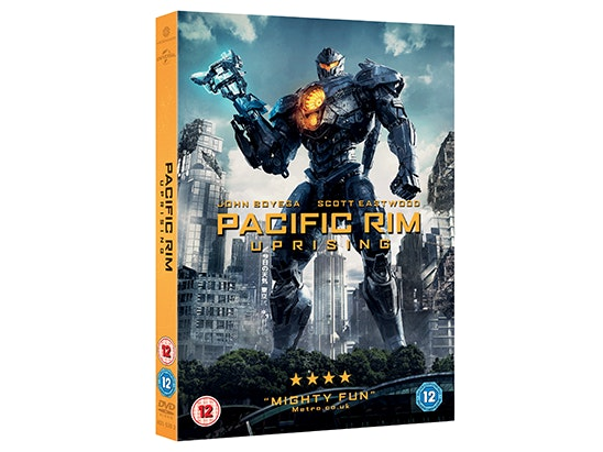 Pacific Rim: Uprising sweepstakes