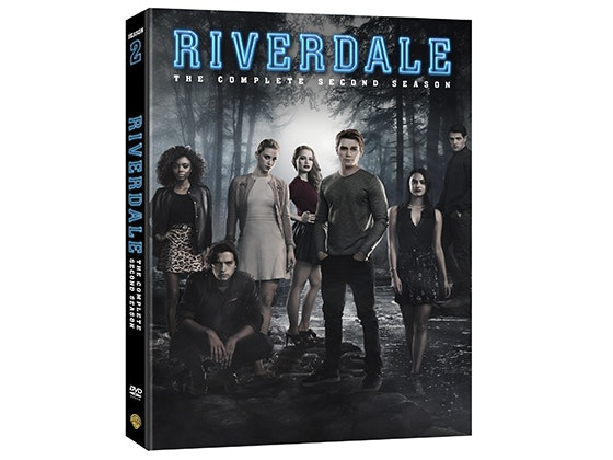 """Riverdale: The Complete Second Season"" on DVD sweepstakes"