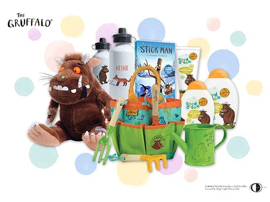 Gruffalo Summer Prizes sweepstakes