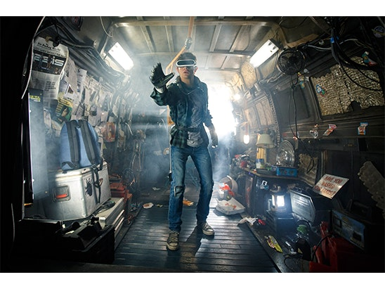 READY PLAYER ONE Blu-ray sweepstakes