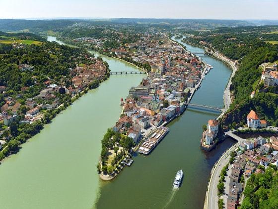 Passau ist immer eine Reise wert! Gewinnspiel