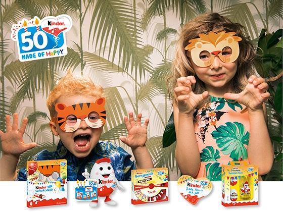 Ferrero kinder gewinnpaket online artikelbild