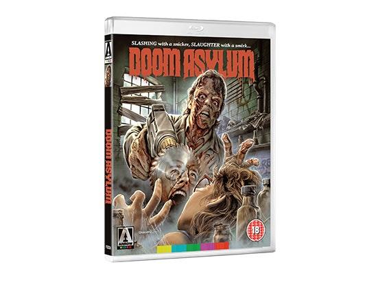 Doom Asylum sweepstakes