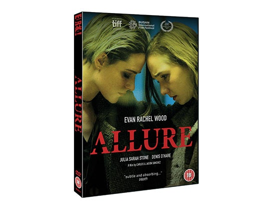 Allure DVD sweepstakes
